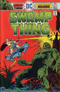 Swamp Thing Vol 1 21