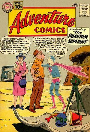 Adventure Comics Vol 1 283