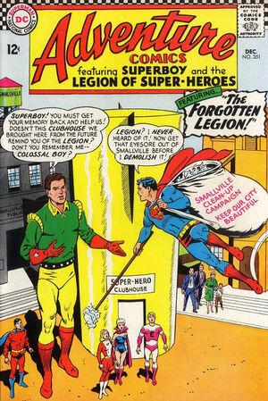 Adventure Comics Vol 1 351