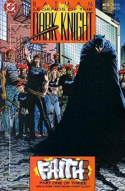 Batman Legends of the Dark Knight Vol 1 21