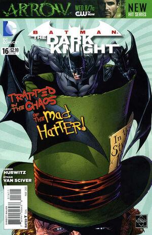 Batman The Dark Knight Vol 2 16