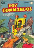Boy Commandos Vol 1 25