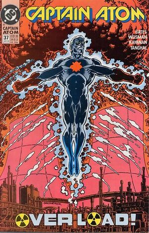 Captain Atom Vol 1 37