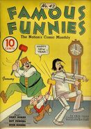 Famous Funnies Vol 1 42