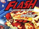 Flash: The Fastest Man Alive Vol 1 5