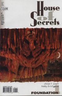 House of Secrets Vol 2 1