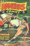 Rangers Comics Vol 1 33