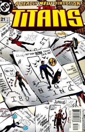 Titans (DC) Vol 1 21