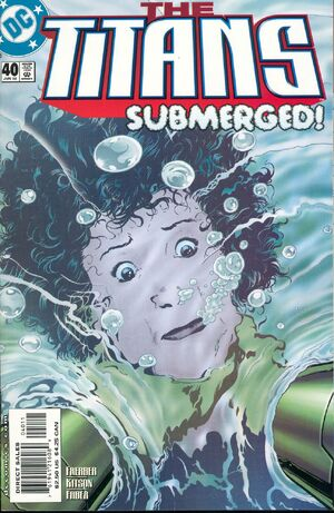 Titans (DC) Vol 1 40
