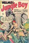 Wambi, the Jungle Boy Vol 1 8