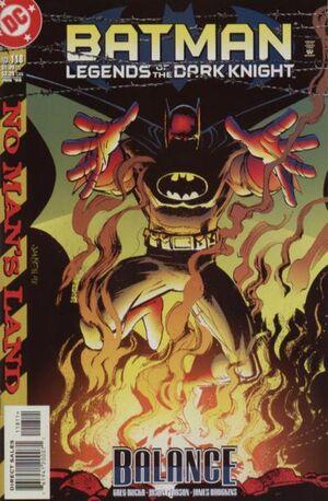Batman Legends of the Dark Knight Vol 1 118