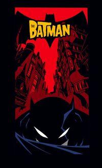 Batman animated series 2004