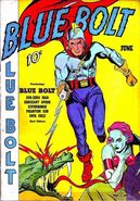 Blue Bolt Vol 1 1