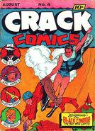 Crack Comics Vol 1 4