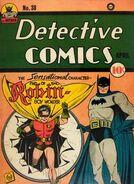 Detective Comics Vol 1 38
