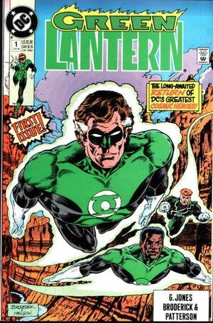 Green Lantern Vol 3 1