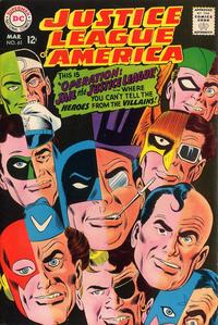 Justice League of America Vol 1 61