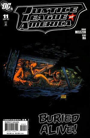Justice League of America Vol 2 11
