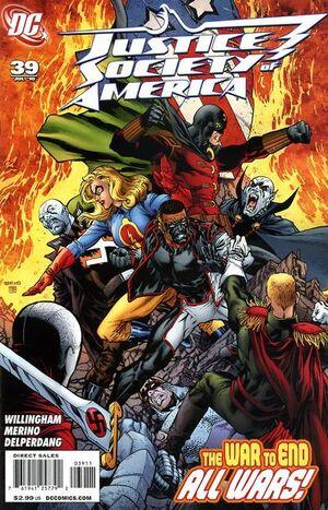 Justice Society of America Vol 3 39