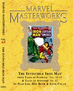 Marvel Masterworks Vol 1 65