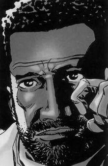 Morgan (Comics)