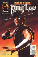 Mortal Kombat Kung Lao Vol 1 1