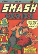 Smash Comics Vol 1 9
