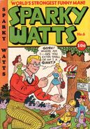 Sparky Watts Vol 1 6