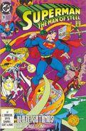 Superman Man of Steel Vol 1 15