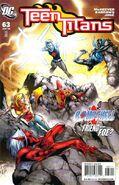 Teen Titans Vol 3 63