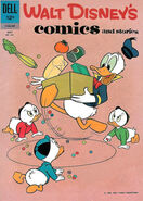 Walt Disney's Comics and Stories Vol 1 262