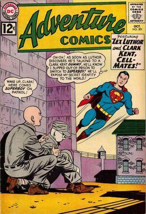 Adventure Comics Vol 1 301