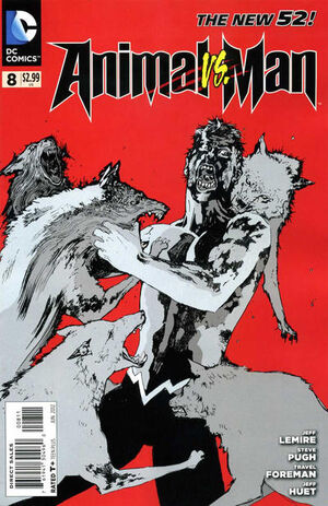 Animal Man Vol 2 8