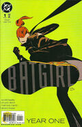 Batgirl Year One Vol 1 1