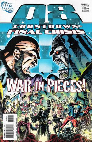 Countdown to Final Crisis Vol 1 8