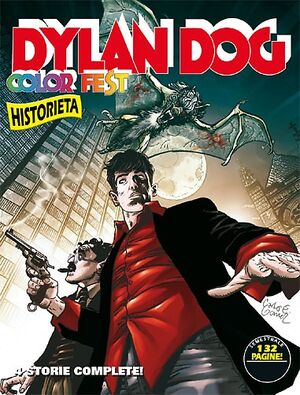 Dylan Dog Color Fest Vol 1 8