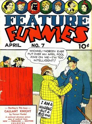Feature Funnies Vol 1 7