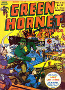 Green Hornet Comics Vol 1 17
