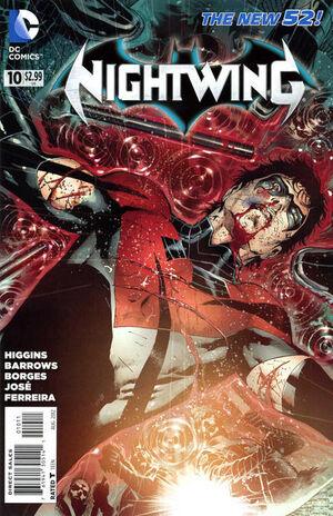 Nightwing Vol 3 10