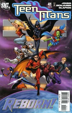 Teen Titans Vol 3 41