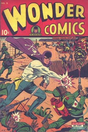 Wonder Comics Vol 1 5