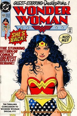 Wonder Woman Vol 2 63