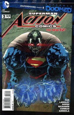 Action Comics Annual Vol 2 3