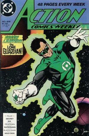 Action Comics Vol 1 608