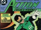 Action Comics Vol 1 608