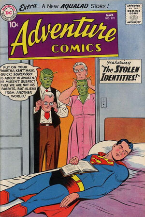 Adventure Comics Vol 1 270