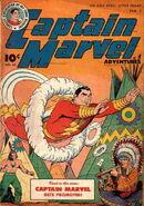 Captain Marvel Adventures Vol 1 53