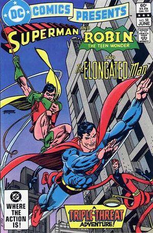 DC Comics Presents Vol 1 58