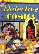 Detective Comics Vol 1 52
