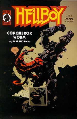 Hellboy Conqueror Worm Vol 1 2